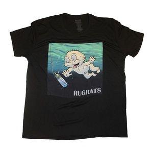 Nickelodeon Shirts - Nickelodeon 90s Tommy Pickles Rugrats Nirvana